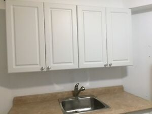 Kitchen cabinets,countertops & sink with faucet, like new Peterborough Peterborough Area image 4