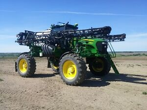 JD 4830 Sprayer
