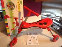 Scuttlebug Folding Tricycle