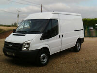 Ford Transit 330 MWB SEMI HIGH ROOF 115PS 6 SPEED GOOD WEIGHT CARRIER 2011REG