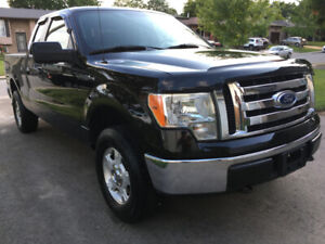 2011 Ford F150 4x4