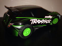 Trade Traxxas rally for axial wraith