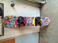 "120"" Burton Girls beginner Chicklet Snow Board"