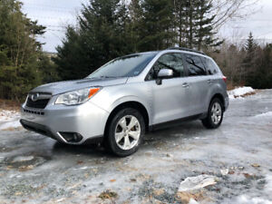 2015 Subaru Forester 2.5i - Very Clean, No Accidents, Fresh MVI