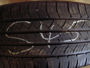 One Michelin Latitude Tour HP 245/50R20 Used Tire