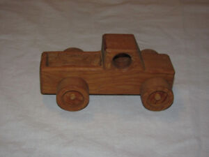Hand-crafted Wooden Pickup model Edmonton Edmonton Area image 1