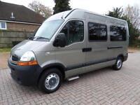 Renault MASTER MM33 Automatic 3 Three Wheelchair Access Ricon Lift WAV Minibus