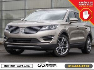 2015 Lincoln MKC AWD TECH TOIT PANO NAVI CRUISE INTELLIGENT