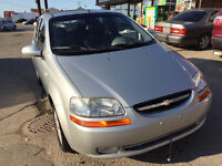 2005 Chevrolet Aveo LOW Kms