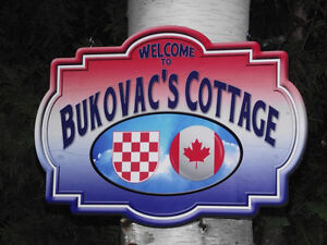 COTTAGE SIGNS London Ontario image 6