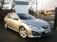 2011 Mazda Mazda6 2.2D ( 163ps ) Takuya(LEATHER,HISTORY,WARRANTY)