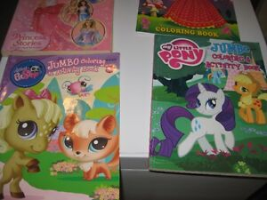 Micellaneous Colouring Books, Crayons, Markers, etc Kitchener / Waterloo Kitchener Area image 3
