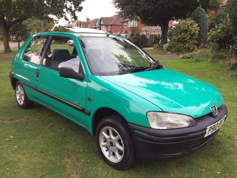 1997 Peugeot 106 1.1L XN Independance. Full MOT. Full Service History. Bluetooth Radio/Handsfree