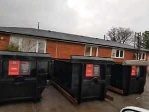 Bin Rentals,Garbage Services, Dumbster Bins