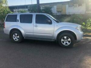 NISSAN PATHFINDER DIESEL 7 SEATER 4X4 Winnellie Darwin City Preview