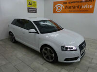 Audi A3 2.0TDI 170bhp Black Edition***BUY FOR ONLY £50 PER WEEK***