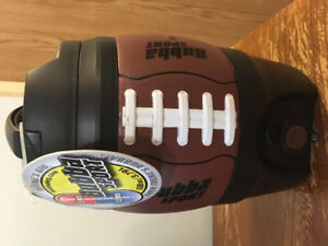 Football thermos