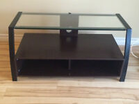 Glass TV Stand/Entertainment Unit