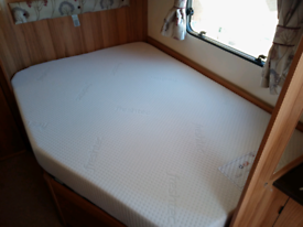 Duvaly fresh tec mattress