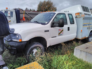 2002 Ford F350 4X4