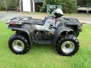 2002 Polaris 700 Sportsman