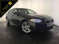 2012 BMW 525D M SPORT AUTO DIESEL 218 BHP 1 OWNER SERVICE HISTORY FINANCE PX