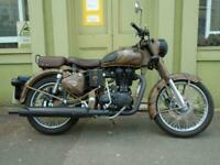 2015 Royal Enfield Classic Military 500
