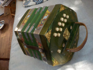 Concertina Made in Italy