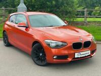 2014/14 Reg BMW 1 Series 1.6 116d ED EfficientDynamics Sports Hatch (s/s) 3dr PX