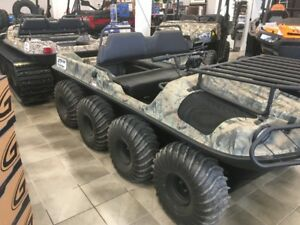 BLOW OUT!! 2018 ARGO Frontier Scout S 8X8