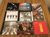 CD's Selection including The Beetles