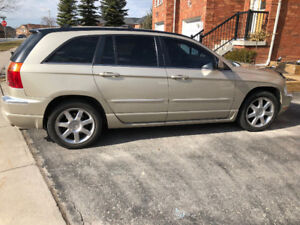 2006 Chrysler Pacifica SUV, Crossover