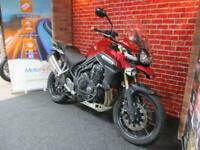 TRIUMPH 2014 TIGER EXPLORER 1215 FITTED WITH EXTRAS