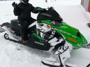 2010 Arctic Cat Z1 Turbo SnoPro