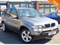 2005 BMW X5 3.0 D SPORT 5D AUTO 215 BHP DIESEL PRIVATE PLATE INCLUDED!
