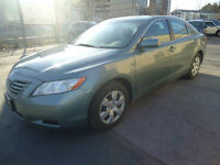 2008 Toyota Camry LE leather clean car proof