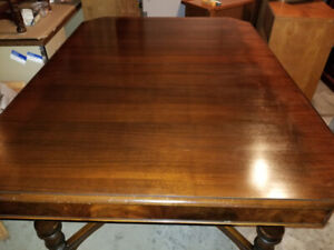 Dining Tables (wood original) & Sets  6 chairs