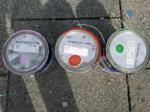 3 gallon exterior paint
