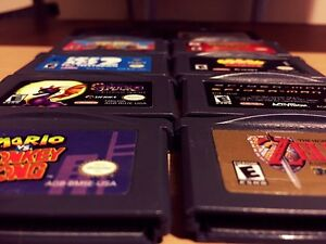 GameBoy games for sale!!! [11 Different games!] Cambridge Kitchener Area image 2