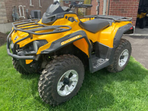 Can Am Outlander L 450 DPS 2015