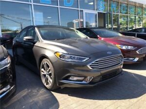 2017 Ford Fusion Titanium AWD-LEATHER-NAV--BEST BUY