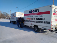 ALL-SAVE  MOVING SERVICES Inc
