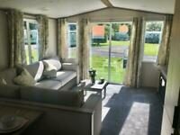 Fantastic new static caravan for sale west of Scotland near Dunoon