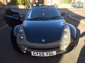 SMART ROADSTER Coupe 0.7 turbo