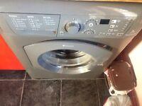 Grey washing machine for sale