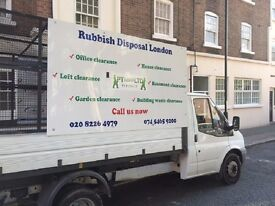 Rubbish Removals | House Clearance | Office Clearance | Rubbish Collection | Waste Disposal London