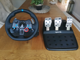Logitech g29 | Video Game Controllers For Sale - Gumtree