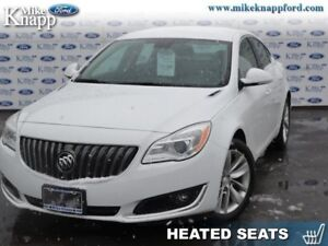 2016 Buick Regal Base  Heated Seats, Rear View Camera