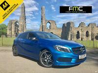 2013 Mercedes-Benz A200 1.8CDI Blue AMG Sport *Sat Nav FSH*