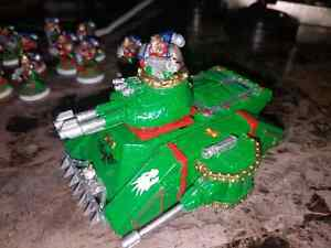 Warhammer 40k Space Marines Army West Island Greater Montréal image 6